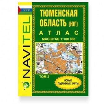 Атлас Тюменской области