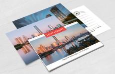 Набор открыток по Екатеринбургу
