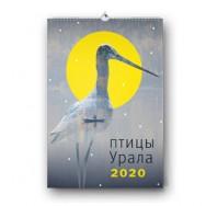 Календарь Птицы Урала 2020
