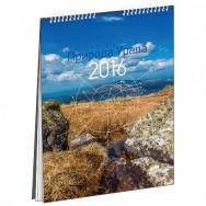 Готовый календарь Природа Урала на 2016 год