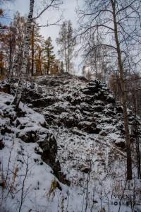 Гора Карандаш, Челябинская область