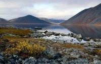 Озеро Коолен, Дорогами России