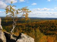 Вид со скал Семь Братьев, Свердловская область - Дмитрий Карпунин