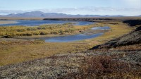 Река Ионивеем, Дорогами России