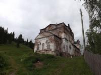 Кын, Троицкий храм