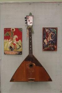 В Музее старика Б.У. Кашкина