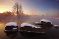 река Исеть, Свердловская область, Средний Урал - Вадим Балакин