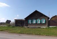 Старинный дом в Нижнем Селе.. Автор: Михаил Латышев