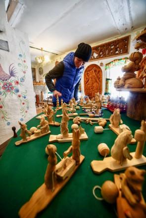 Театр-музей русской деревянной игрушки. Автор: Владимир Шиков, vk.com/vladimirshikov