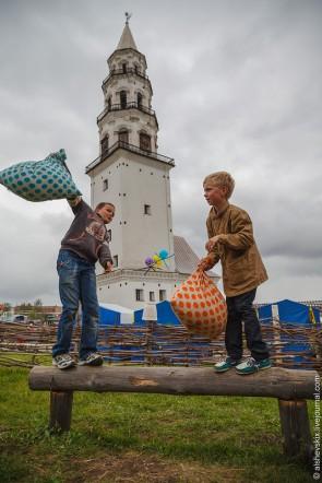 День невьянской башни