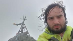 Кирилл Фронюк, по Уралу за 71 день