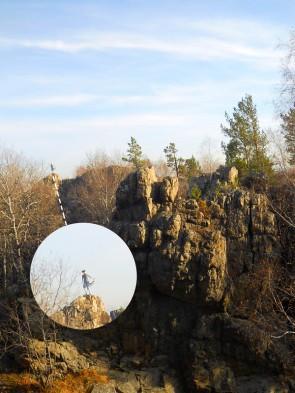 Азов-гора, Колоколова Анна