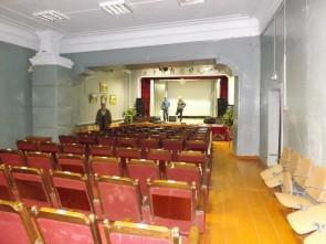 Зал Кыновского Народного Театра. Автор: Дмитрий Латышев