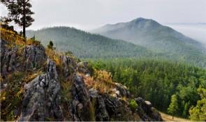 Топонимические легенды. Урал