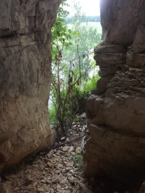 Вход в пещеру Шамана. Автор: Дмитрий Латышев