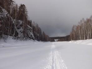 Обратно на север, к бойцу Сибирскому.. Автор: Михаил Латышев