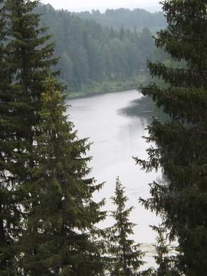 Река Чусовая – вотчина Строгановых.. Автор: Татьяна Латышева