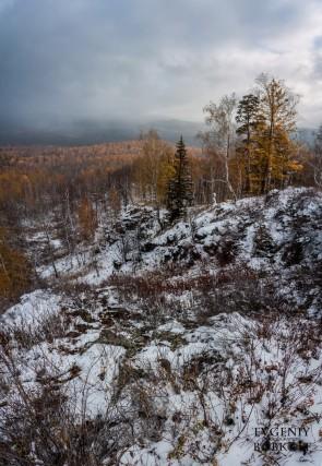 Склоны горы Карандаш. Автор: Евгений Бобков
