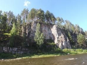 Боец Дождевой, река Чусовая. Автор: Дмитрий Латышев