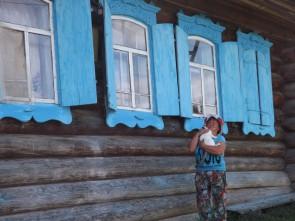 Дом в селе Сулём на Чусовой.. Автор: Дмитрий Латышев