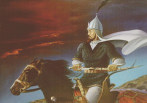 На границе Челябинской области и Казахстана. Николаевская крепость, Варна и мавзолей