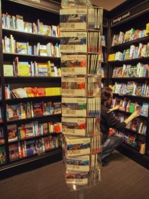 Книжные магазин Англии