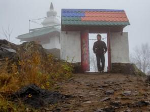 Буддийский монастырь на горе Качканар