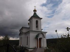 Наступили смутные времена. В 1935 году храм онемел - запретили колокольный звон.. Автор: Михаил Латышев