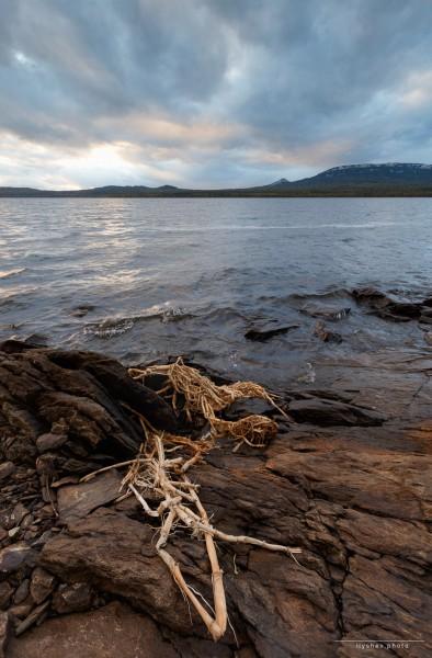 Чужие на озере Зюраткуль. Автор: Дмитрий Илышев