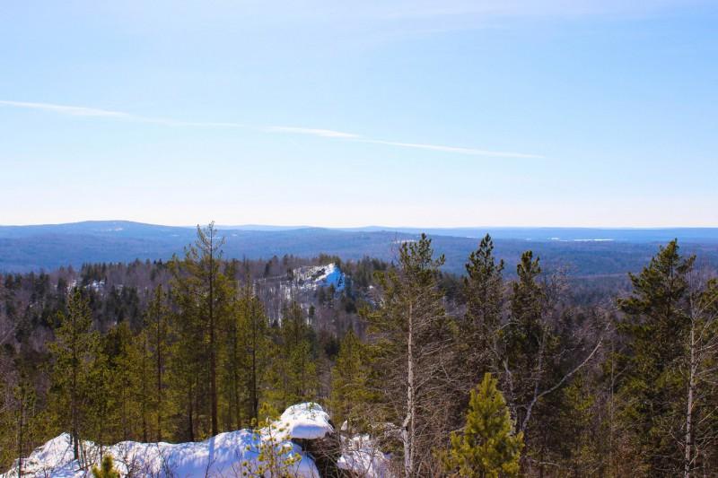 Вид с горы. Автор: Екатерина Панина