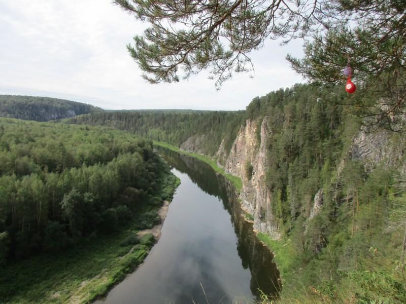 Река Теснин и боец Дужной. Автор: Дмитрий Латышев