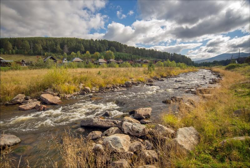 Река Тюлюк. Автор: Анна Мочалова