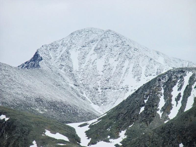 Гора Неройка. Автор: не известен