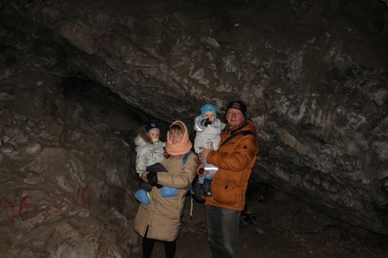В Сугомакской пещере. Автор: Марина Юровских