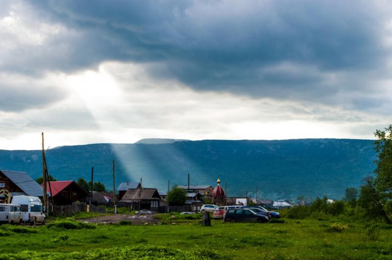 Небесный лучик. Автор: Константин Теличко