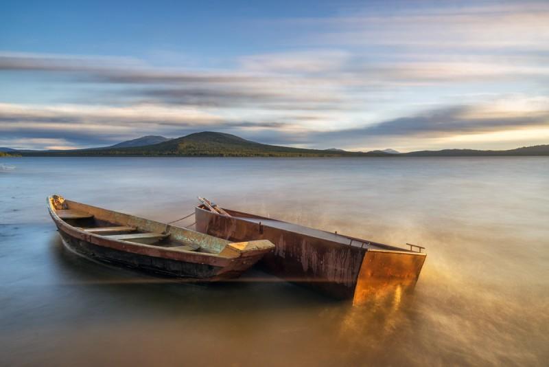 Озеро Зюраткуль. Автор: Дмитрий Кочергин