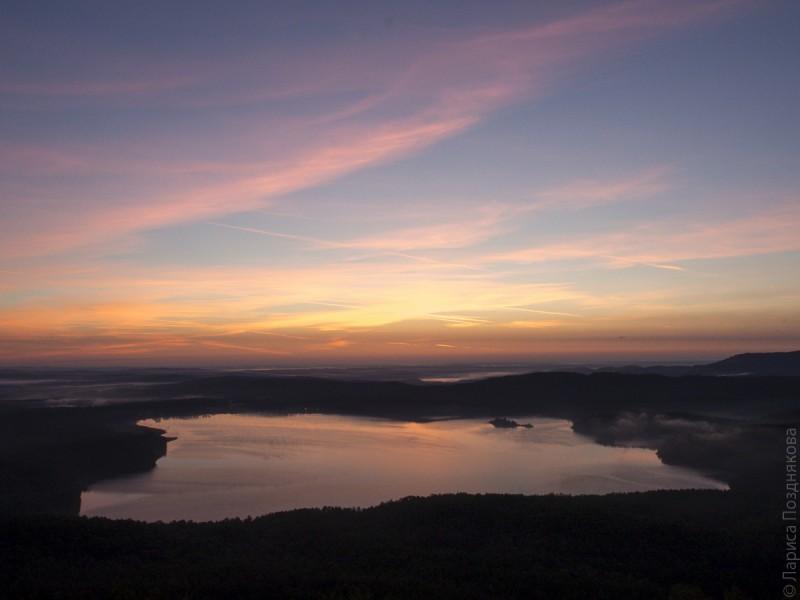 Озеро Аракуль. Автор: Лариса Позднякова
