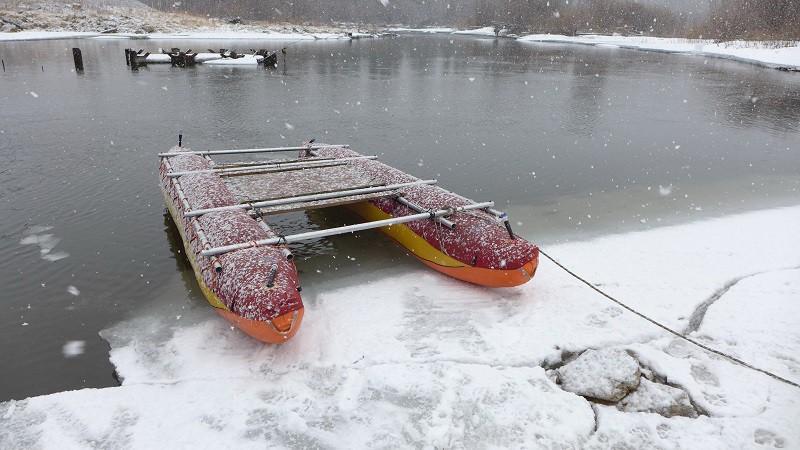 Юпер в снегу. Автор: Егор Фролов