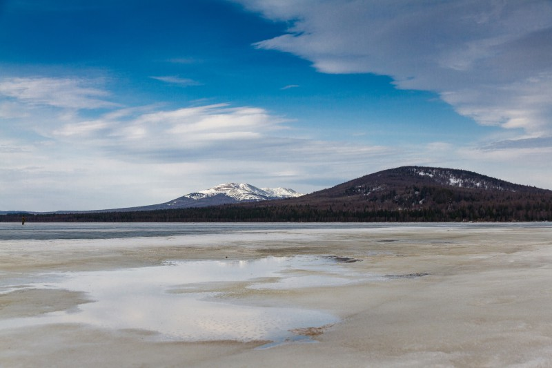 Озеро Зюраткуль. Автор: Игорь Яковлев