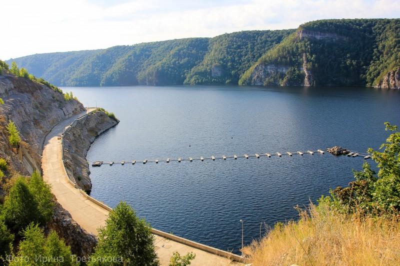 Юмагузинское водохранилище. Автор: Ирина Третьякова
