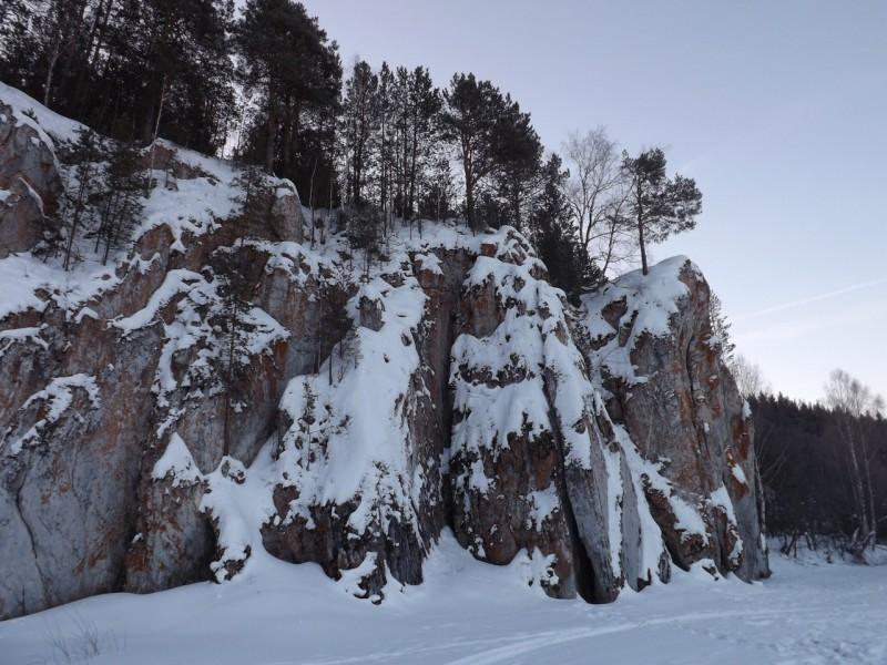 Максим Сирота из Верхней деревни переселился ниже, к камню Шайтан.. Автор: Михаил Латышев