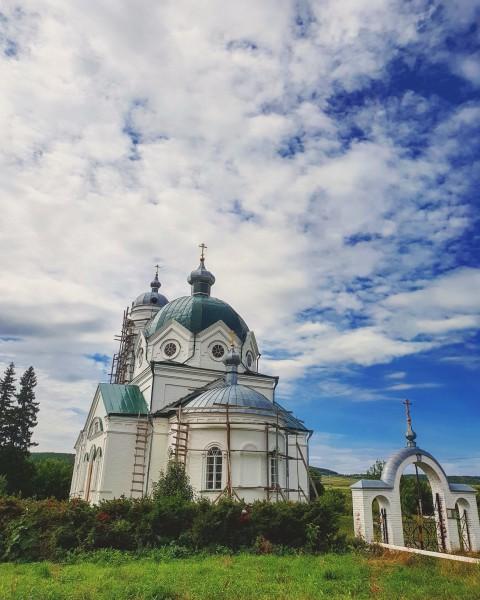 По дороге в Суксун. Автор: Антон Осокин