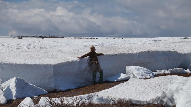 снега летом много не бывает, это Урал, детка. Автор: Евгений Жаравин