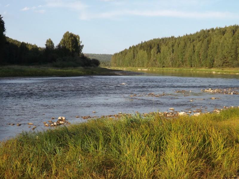 Чусовая – Вечная река. Автор: Михаил Латышев