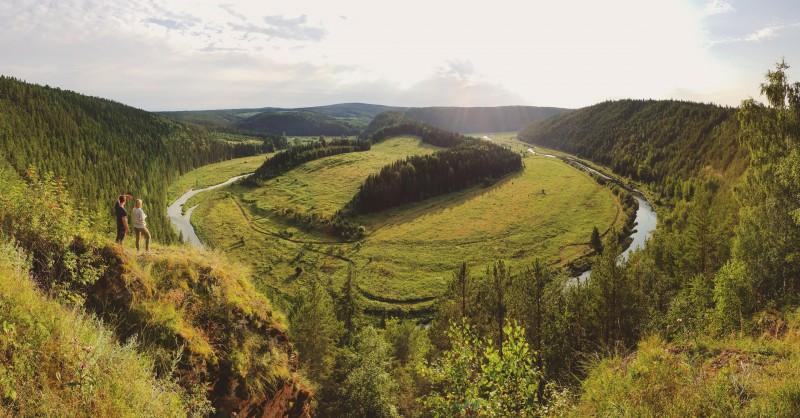 Панорама Серого камня.. Автор: Антон Осокин