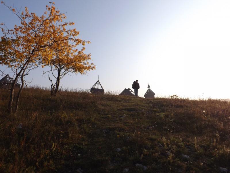Утро на Кукушкином камне.. Автор: Михаил Латышев