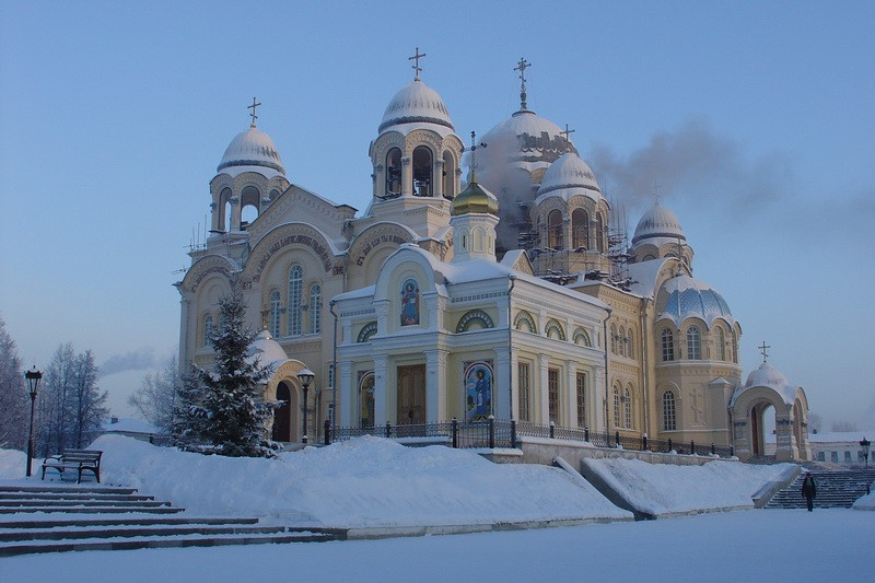 Верхотурье. Автор: Николай Рундквист