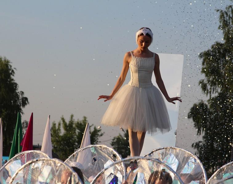Чудеса Небесной ярмарки. Автор: Татьяна Гилева, фото из официальной группы фестиваля в ВК