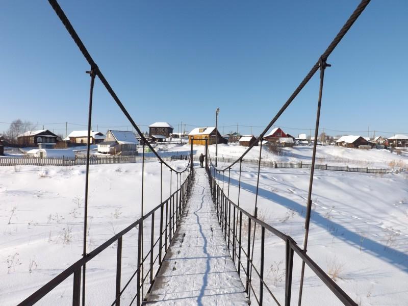 Деревня Трёка была местом общения староверов. Автор: Михаил Латышев