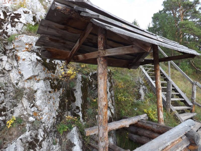 На Кукушкином камне мог располагаться слободской острог, тюрьма. Автор: Михаил Латышев